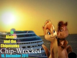 new poster AATC Chip-Wrecked by regis28brittany