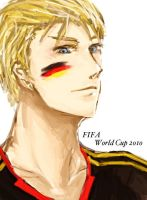APH - FIFA Ludwig by 0712jenny