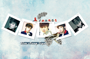 Infinite Sunggyu by Sweety-B