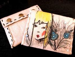 F-illustration wallet by rekcorlovexanna