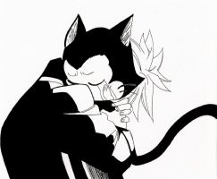 Sting and Lector reunited fairy tail manga version by Acey-kakarot-michael