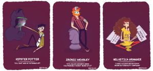 Hipster Potter by reed682