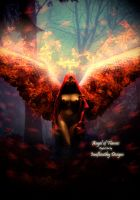 Angel of Flames by Innfhinithydesigns