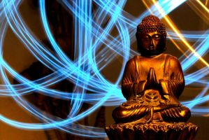 Enlightened Buddha by MARX77