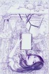 here's me now (ballpoint pen) by eirol87