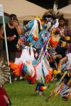 Pow wow dancer by AnnoyingRooster