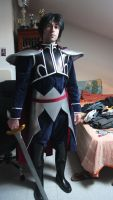 Endymion try costume by FraSoldiers