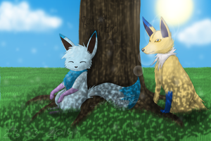 Home is where the tree is by Sisa611