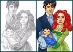 Family Portrait by perfect-fairytale