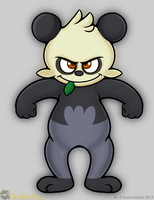 Pancham by MeckelFoxStudio