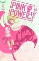 Pink Power 2 preview cover by HCMP