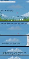 WP BG Tutorial -clouds n grass by FlyingGekko774