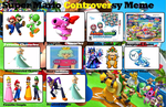 My Mario Controversy meme by JPLover764