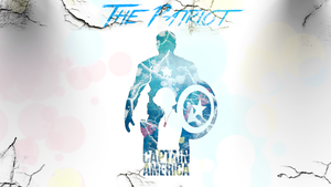 Captain America Vector (Photoshop) by UchihaAvenger666
