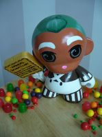 Oompa Loompa Munny by virgo80