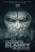 Dawn of the Planet of the Apes by Designer-Dhulfiqar