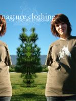 Naature Clothing Ad 04 by precurser