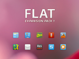 Flat - Expansion Pack 1 by ap-graphik