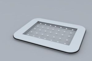 tablet design by luwe2009