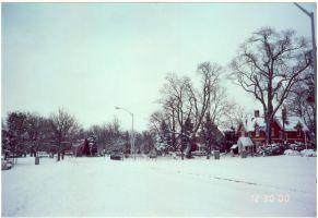 The Winters In Burlington by LordNegaduck