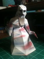 Dead hand papercraft by Dreamparacite