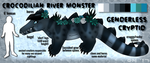 River Monster (GIFT) by QuantumNightmare