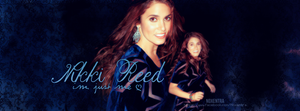 Nikki Reed by N0xentra