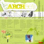 ARCHee's by bumo