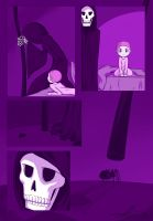 Meeting Death - page 7 by ArneXXX