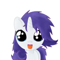 bed mane filly rarity by Sharkiity
