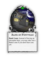 Bank of Ponyville - Gameboard by Konsumo