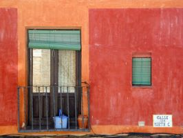 Doors and Windows of Cuenca 4 by ryczypisk