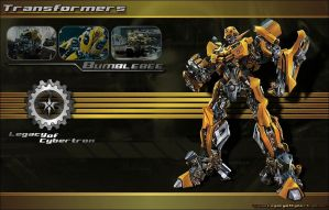 TFTM 07 Bumblebee by Legacy-Of-Cybertron