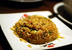 Fried rice by reiime