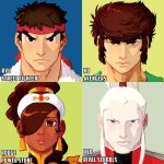 CAPCOM heads continue by theCHAMBA