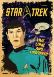 Spock - Live long and prosper! by funky23