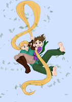 GB Tangled by Hitokiri-Shinzui