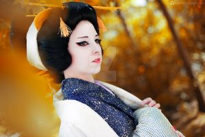 Oiran by KinslayeR13