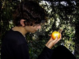 Shinigami only eat apples. by N0b0dyXIII