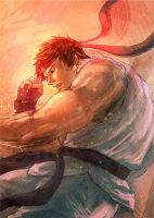 SF RYU by kou-chann