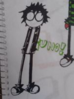 UNO Green Day by Art-Josh