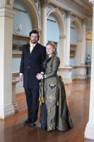 Victorian Couple 5 by Digimaree