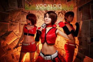 Vocaloid : Spiced UP by cili-padi