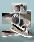 totoro shoes by lapaa