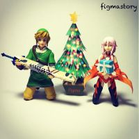 Merry Christmas! by FigmaStory