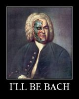 I'll be Bach by vivaelhuano