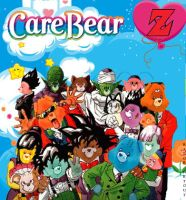 Care Bear Z by razornetout