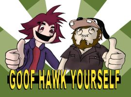 Goof Hawk Yourself - Game Grumps by Gamermonty5