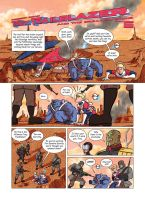 Troy Trailblazer: And The Creation Stone Page 13 by RDComics