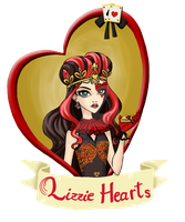 Lizzie Hearts by AvieHudson